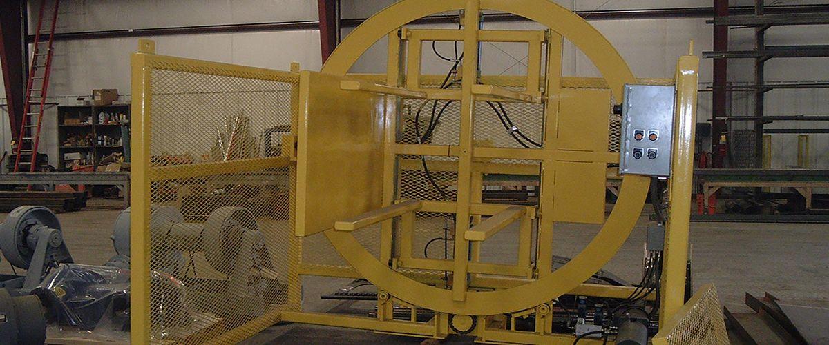 Custom Industrial Fabrication