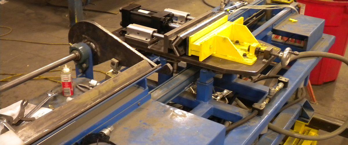 Industrial Crane & Hoist Fabrication
